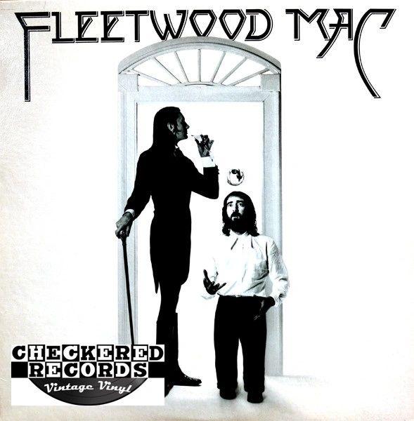 Fleetwood Mac Fleetwood Mac 1975 First Year Pressing US Reprise Records MS 2281 Vintage Vinyl Record Album