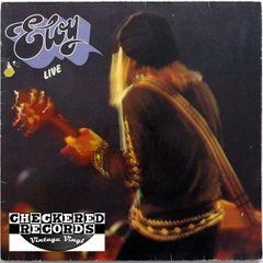 Vintage Eloy Live First Year Pressing 1978 Germany Harvest 1C 164-32 934/35 Vinyl LP Record Album