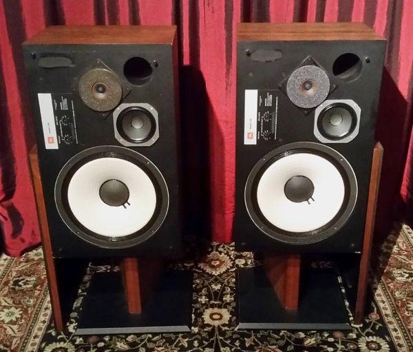 Vintage JBL L100 Century L100 Loudspeaker Floor Standing Speaker Local Pick Up Aurora IL 60503