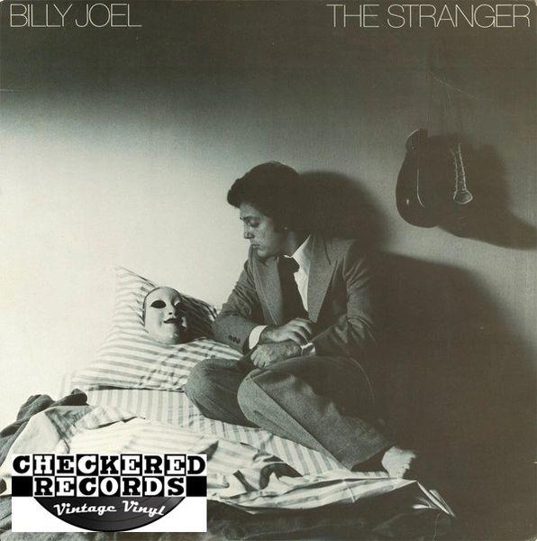 Billy Joel The Stranger First Year Pressing 1977 US Columbia JC 34987 Vintage Vinyl LP Record Album