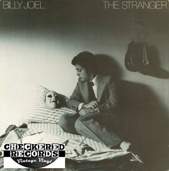 Vintage Billy Joel The Stranger Columbia, Family Productions 1977 Canada PC 34987 Vintage Vinyl LP Record Album