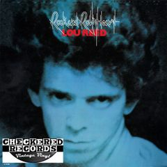 Lou Reed ‎Rock And Roll Heart First Year Pressing 1976 US Arista AL 4100 Vintage Vinyl Record Album