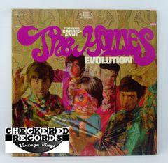 Vintage The Hollies Evolution EPIC BN 26315 1967 NM- Vintage Vinyl LP Record Album