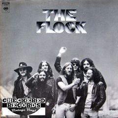 The Flock The Flock 1970s US Columbia CS 9911 Vintage Vinyl Record Album