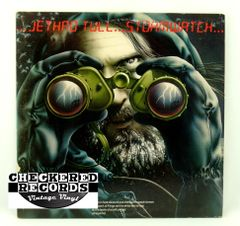 Vintage Jethro Tull Stormwatch Chrysalis CHR 1238 1979 NM Vintage Vinyl LP Record Album