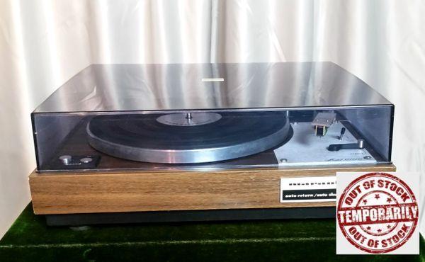 Vintage 1976 Marantz 6100 Turntable Record Player