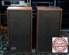 Vintage KLH Model Seventeen 17 Floor Speakers (Local Pick Up Available)