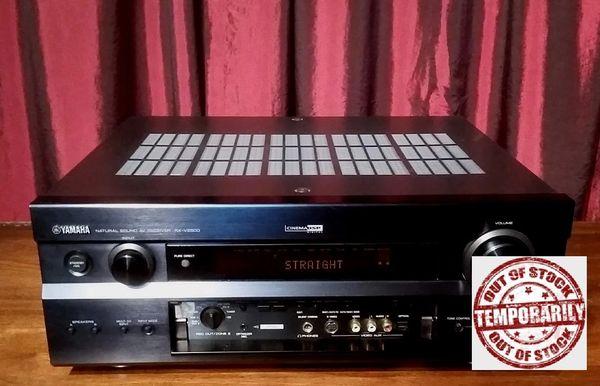 Yamaha RX-V2500 500 Watt Audio Video Receiver