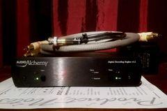 Audio Alchemy Digital Decoding Engine v1.1 DAC With Power Station One High Current Power Supply