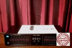 ADC Sound Shaper SS-215X 12 Band Stereo Frequency Equalizer