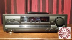 Vintage Technics SA-EX300 170 Watt Stereo Receiver With Turntable Phono Hook Up Tested