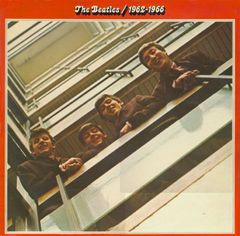 The Beatles 1962-1966 First Year Pressing 1973 US Apple Records SKBO 3403 Vintage Vinyl Record Album