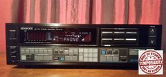 Vintage Kenwood KR-A70 AM/FM Stereo Receiver With Phono Turntable Hook Up Tested