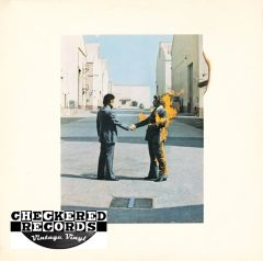 Pink Floyd Wish You Were Here First Year Pressing 1975 US Columbia ‎PC33453 Vintage Vinyl Record Album