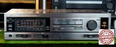 Vintage JVC AX-44 Stereo Integrated Amplifier With Phono Hook Ups 200 W Total Output