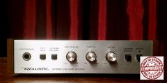 Vintage Realistic Analog Stereo Reverb System Model 42-2108