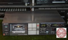 Vintage Sony TC-FX510R Stereo Cassette Deck