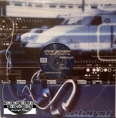 Chris Jackson ‎Shape Shifting 2000 Catalyst Recordings ‎CAT 212 Vintage Vinyl Record Album