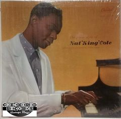 Nat King Cole‎ The Piano Style Of Nat 'King' Cole 1962 US Capitol Records ‎W689 Vintage Vinyl Record Album