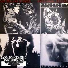The Rolling Stones Emotional Rescue First Year Pressing 1980 US Rolling Stones Records COC 16015 Vintage Vinyl Record Album