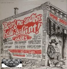 Bring Me Another Half A Pint First Year Pressing 1976 US Barrelhouse Records BH-09 Vintage Vinyl Record Album