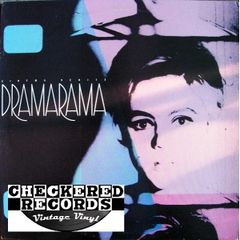 Vintage Dramarama Cinéma Vérité With Liner Notes Sheet Questionmark Records QM008 1985 US Vintage Vinyl LP Record Album