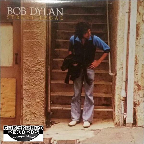 Bob Dylan Street Legal First Year Pressing 1978 Canada Columbia PC 35453 Vintage Vinyl Record Album