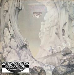 Yes Relayer First Year Pressing 1974 US Atlantic SD 18122 Vintage Vinyl Record Album