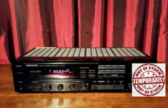 Vintage Kenwood KR-A47 40 Watt AM/FM Stereo Receiver Amplifier With Phono Hook Up