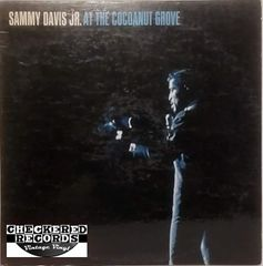Sammy Davis Jr. At The Cocoanut Grove Mono First Year Pressing 1962 US Reprise Records ‎R 6063-2 Vintage Vinyl Record Album