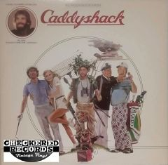 Caddyshack Music From The Motion Picture Soundtrack PROMO First Year Pressing 1980 US Columbia ‎JS 36737 Vintage Vinyl Record Album