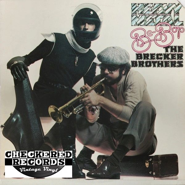 The Brecker Brothers Heavy Metal Be-Bop First Year Pressing 1978 US Arista ‎AB 4185 Vintage Vinyl Record Album