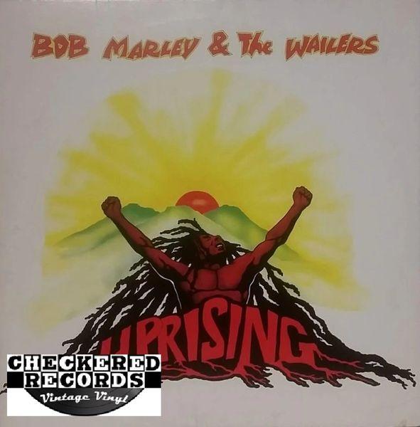 Bob Marley & The Wailers Uprising First Year Pressing Jamaica 1980 Tuff Gong Vintage Vinyl Record Album