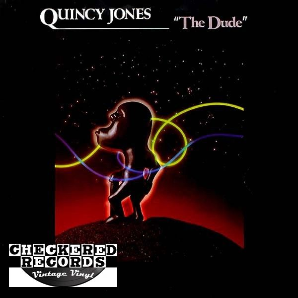 Quincy Jones The Dude First Year Pressing 1981 US A&M Records SP-3721 Vintage Vinyl Record Album