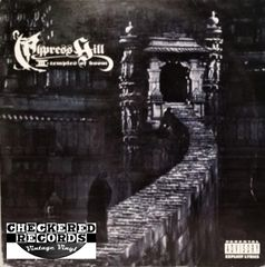 Cypress Hill ‎III (Temples Of Boom) First Year Pressing 1995 US Ruffhouse Records Columbia ‎C2 66991 Vintage Vinyl Record Album