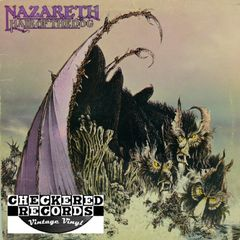 Nazareth Hair Of The Dog First Year Pressing 1975 US A&M Records SP-4511 Vintage Vinyl Record Album