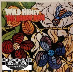 The Beach Boys Wild Honey First Year Pressing 1967 US Capitol Records ST 2859 Vintage Vinyl Record Album