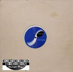 Tom Churchill At Your Fingertips First Year Pressing 1997 UK Headspace Recordings (UK) HS-003 Vintage Vinyl Record Album