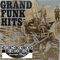 Grand Funk Grand Funk Hits First Year Pressing 1976 US Capitol Records ‎ST-11579 Vintage Vinyl Record Album