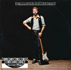 Eric Clapton ‎Just One Night First Year Pressing 1980 US RSO ‎RS-2-4202 Vintage Vinyl Record Album