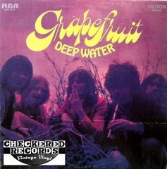 Grapefruit ‎Deep Water First Year Pressing 1969 US RCA Victor LSP-4215 Vintage Vinyl Record Album