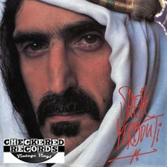 Frank Zappa Sheik Yerbouti First Year Pressing 1979 Zappa Records SRZ 2-1501 Vintage Vinyl Record Album