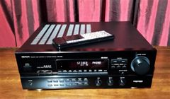 Vintage Denon AVR-1500 Stereo Surround Receiver With Phone Hook Up