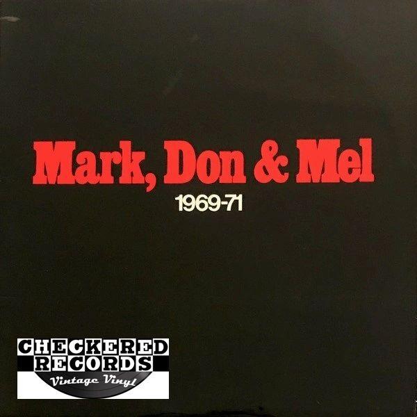 Grand Funk Railroad Mark, Don & Mel 1969-71 First Year Pressing 1972 US Capitol Records SABB-11042 Vintage Vinyl Record Album