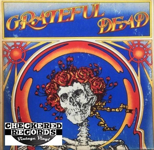 Grateful Dead Grateful Dead First Year Pressing 1971 US Warner Bros. Records 2WS 1935 Vintage Vinyl Record Album