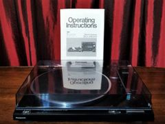 Vintage Panasonic SL-H309U DC Servo Automatic Turntable