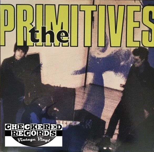 The Primitives Lovely First Year Pressing 1988 US RCA 8443-1-R Vintage Vinyl Record Album