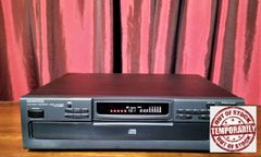 Vintage 1994 Kenwood DP-R894 Multi Disc Compact Disc Player