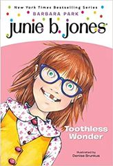 Junie B. Jones Toothless Wonder Cover.