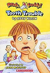 Tooth Trouble Book Cover.